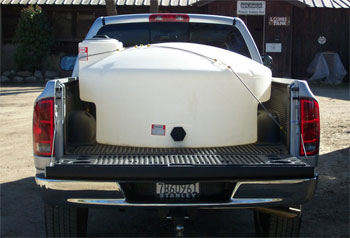 Water, Chemical & Fertilizer Transport & Hauling Tanks from Loomis Tank Centers