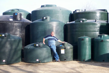 Loomis Tanks Center Water Storage Tanks in Paso Robles